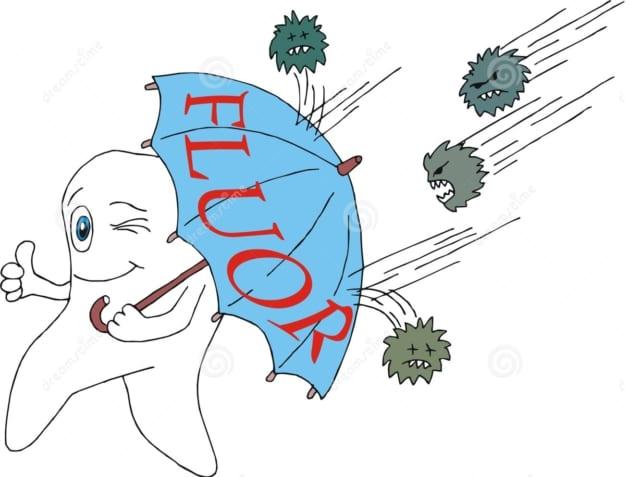 Vecni fluor là loại thuốc bảo vệ răng cho trẻ khỏi sự tấn công của vi khuẩn, ngăn ngừa sâu răng hiệu quả
