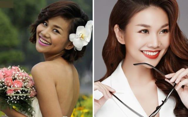 Chị đại Thanh Hằng vốn sở hữu nụ cười tỏa năng, nay càng rực rỡ hơn sau khi cô làm răng