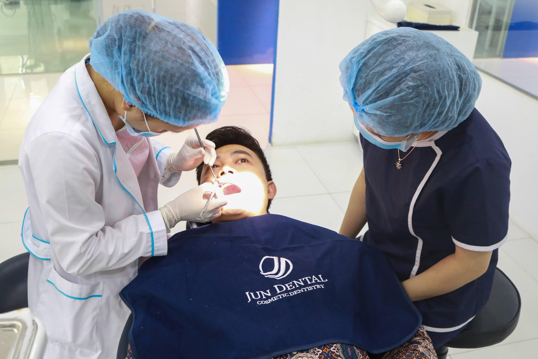 Thẩm mỹ răng sứ LAVA