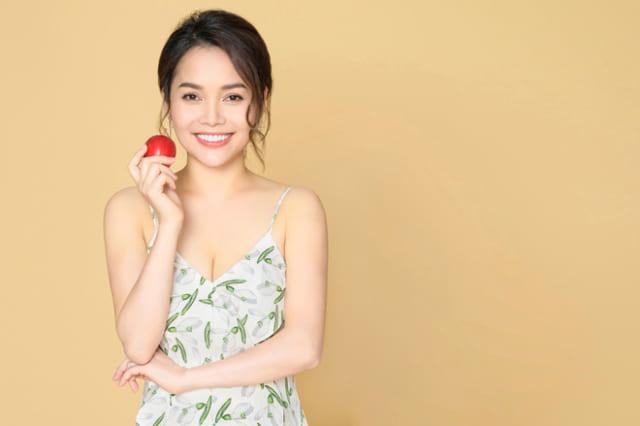 Đoàn Thúy Trang chia sẻ, yêu bản thân là cách giúp phụ nữ trở nên xinh đẹp và hạnh phúc.