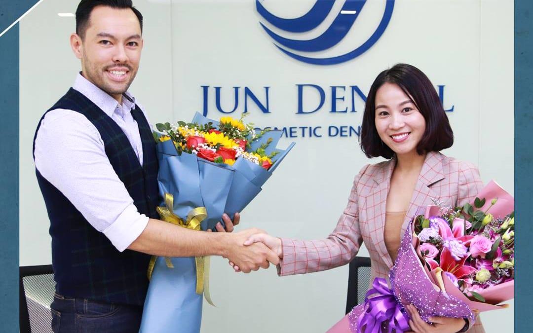 Nha khoa quốc tế Jundental luôn tự hào là đơn vị thẩm mỹ răng sứ chuẩn quốc tế 5 sao