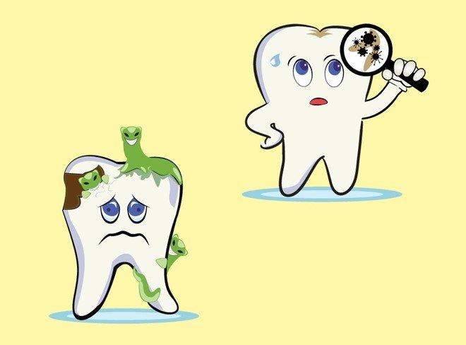 Vecni fluor – phương pháp ngừa sâu răng cho bé