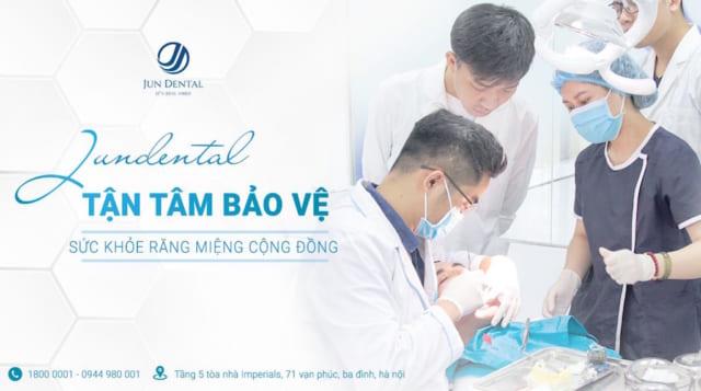 Nha khoa quốc tế JunDental – địa chỉ niềng răng uy tín hàng đầu tại Hà Nội