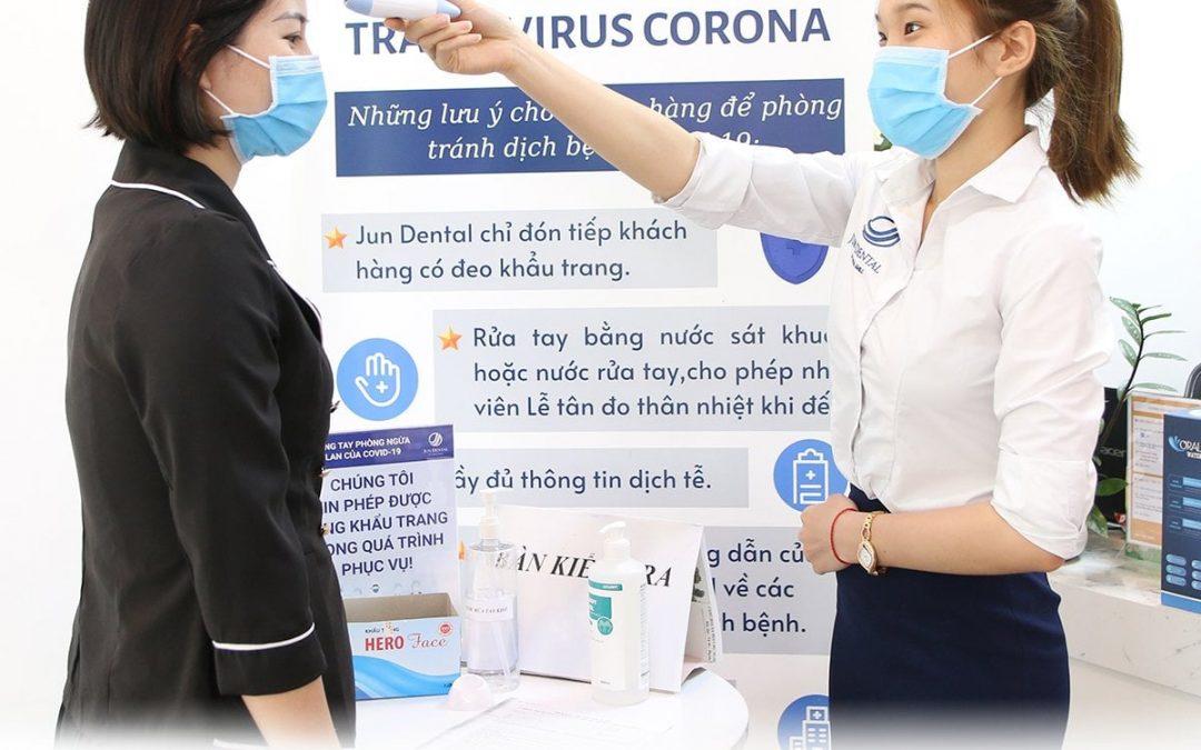 Jun Dental – Nha khoa an toàn cho mọi khách hàng